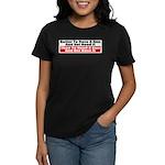 Better to Have a Gun Women's Dark T-Shirt