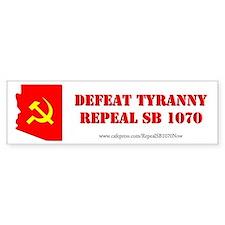Repeal SB 1070 Large Bumper Bumper Sticker