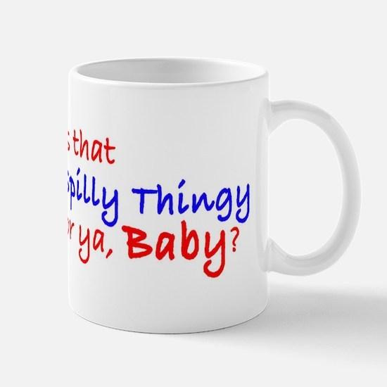 Cute Spilly Mug