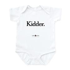 Kidder Infant Bodysuit