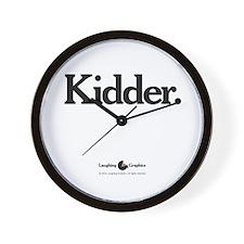 Kidder Wall Clock