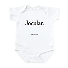 Jocular Infant Bodysuit