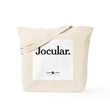 Jocular Tote Bag