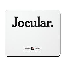 Jocular Mousepad