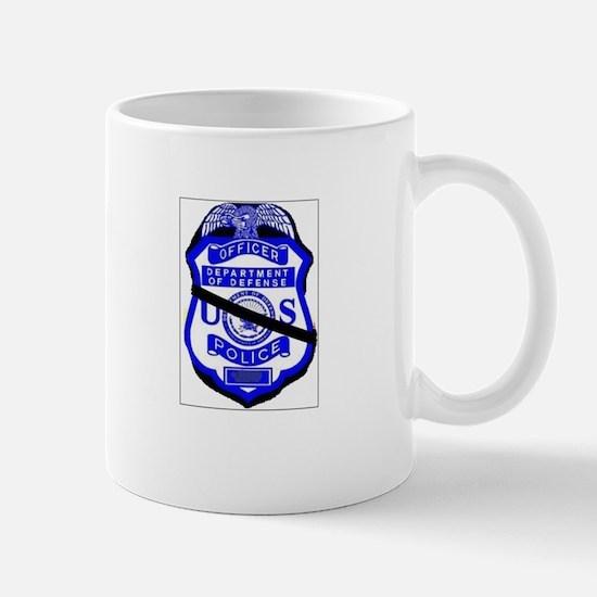 Cute Police memorial Mug