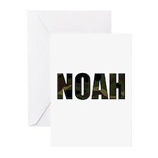 Camo Noah Greeting Cards (Pk of 20)