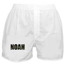 Camo Noah Boxer Shorts
