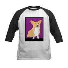 Yellow Corgi Dog Tee