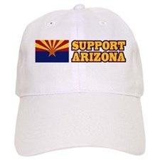 Support Arizona Baseball Cap