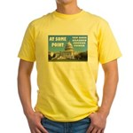 At Some Point Yellow T-Shirt