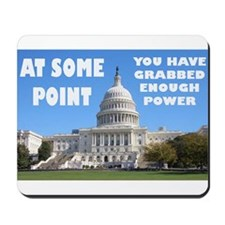 At Some Point Mousepad