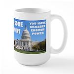 At Some Point Large Mug