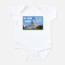 At Some Point Infant Bodysuit