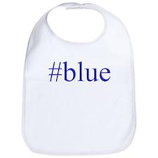 # blue Bib