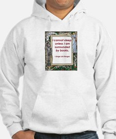 Surrounded By Books Hoodie