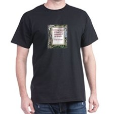 Surrounded By Books T-Shirt