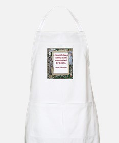 Surrounded By Books Apron