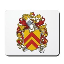 Monson Coat of Arms Mousepad