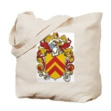 Monson Coat of Arms Tote Bag