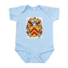 Monson Coat of Arms Infant Creeper