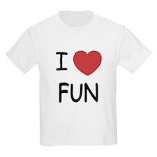 I heart fun T-Shirt