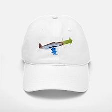 Reduced Pressure Baseball Baseball Cap