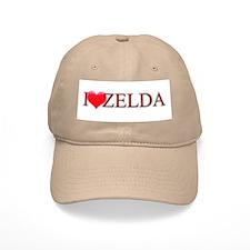 I <3 Zelda Baseball Cap