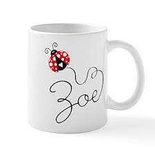 Ladybug Zoe Small Mug