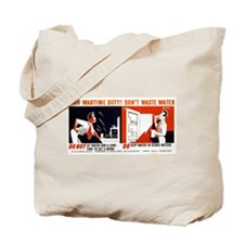Your Wartime Water Tote Bag