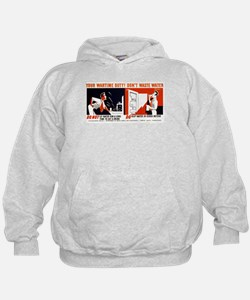 Your Wartime Water Hoodie