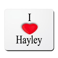 Hayley Mousepad