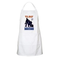 To-Day BBQ Apron