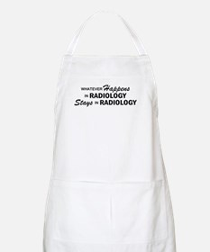 Whatever Happens - Radiology Apron