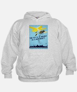 Fly Deadly Bomber Hoodie