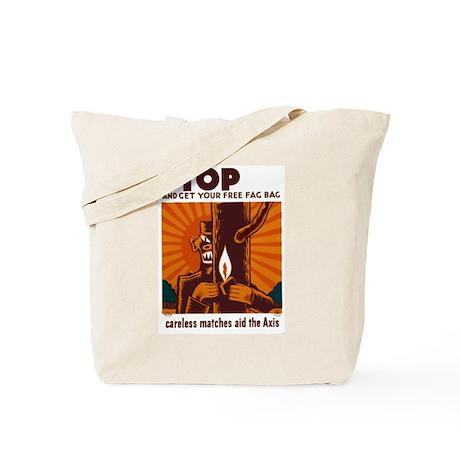 Free Fag Bag Tote Bag
