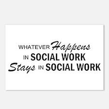 Whatever Happens - Social Work Postcards (Package
