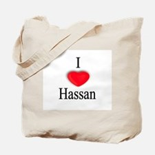 Hassan Tote Bag