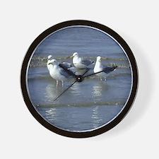 Seagull Heaven Wall Clock