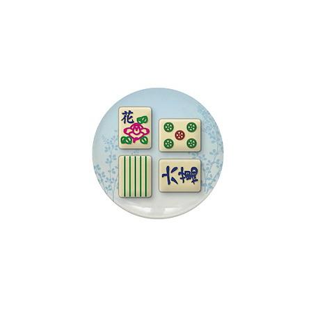 Mahjong Mini Button