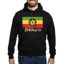 Rasta Ethiopian Flag Hoodie