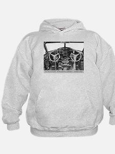 B-17 Cockpit Hoodie