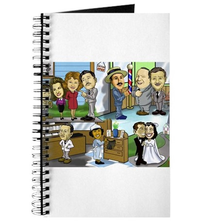 Great Gildersleeve Journal