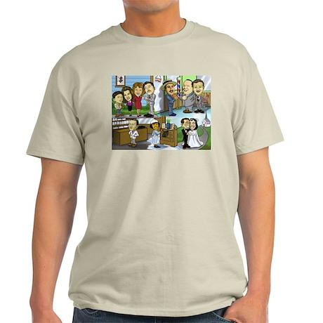 Great Gildersleeve Light T-Shirt