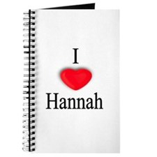 Hannah Journal