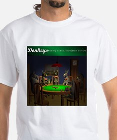 """""""The best table in the world"""" Shirt"""