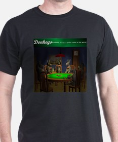 """The best table in the world"" T-Shirt"