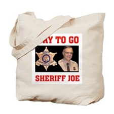 DEFEND OUR BORDER Tote Bag