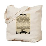 What is a Veteran Tote Bag