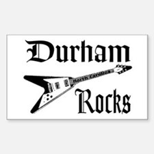 durhamrocks2010y Bumper Stickers