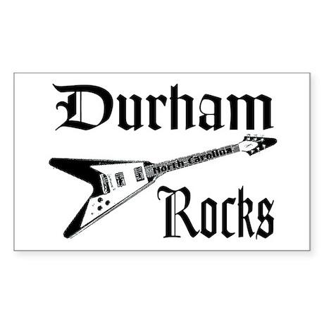 durhamrocks2010y Sticker
